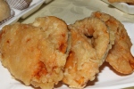 #28 Deep fried pumpkin and yam with pepper salt