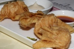 #33 Deep fried shrimp dumpling M $3.00