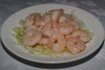 Sautéed shrimp $11.95