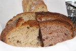 House made bread - three varieties