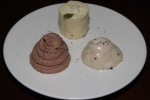 Langdon Hall butter, pork lardo, hen liver pate, radish