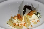 fresh Monforte chevre, hazelnut, fennel, geranium, fig jam
